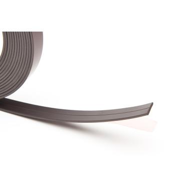 12,7 mm br. zelfklevend magneetband 1 m