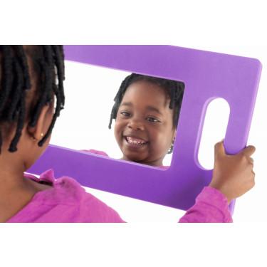 Lichtgewicht spiegel