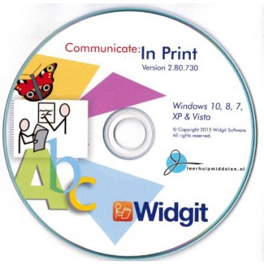 Widgit In Print software