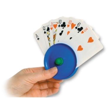 Ronde kaartenhouder