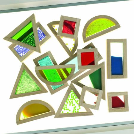 Sensorische blokken | Sensory Blocks
