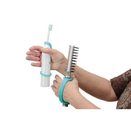 aangepaste tandenborstel met eazyhold
