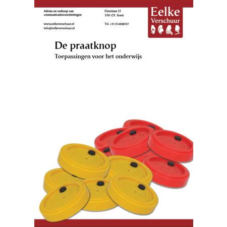 """Brochure """"De Praatknop"""""""