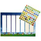 Peuterplanbord | Weekplanner kinderen