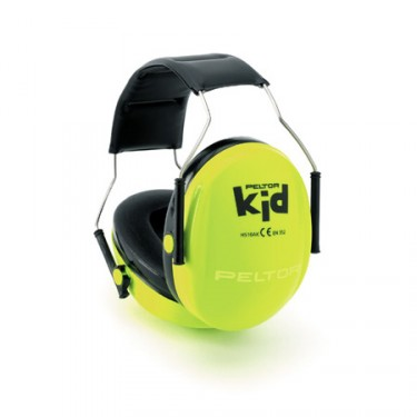 Peltor kid neon